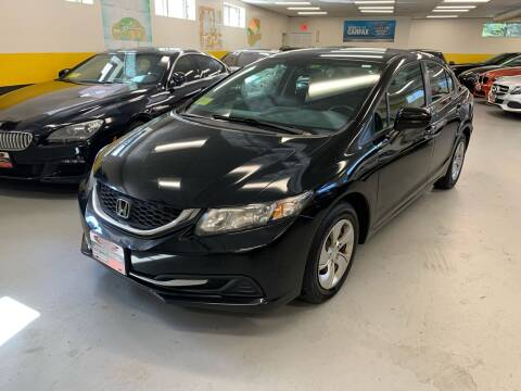 2014 Honda Civic for sale at Newton Automotive and Sales in Newton MA
