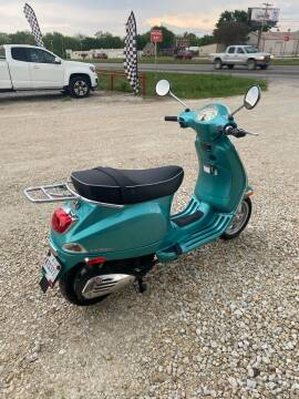 2018 Vespa Lx150ie for sale at Gtownautos.com in Gainesville TX