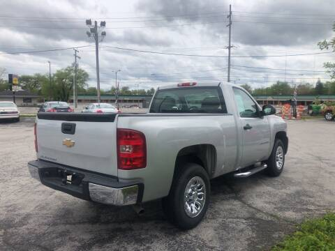 2011 Chevrolet Silverado 1500 for sale at BELL AUTO & TRUCK SALES in Fort Wayne IN