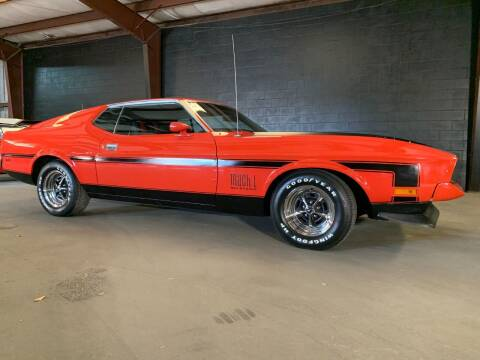 1972 Ford Mustang for sale at American Classic Car Sales in Sarasota FL