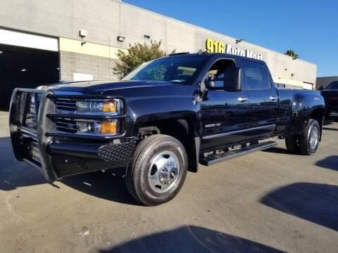 2015 Chevrolet Silverado 3500HD for sale at 916 Auto Mart in Sacramento CA