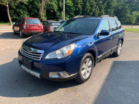 2011 Subaru Outback for sale at Manchester Auto Sales in Manchester CT