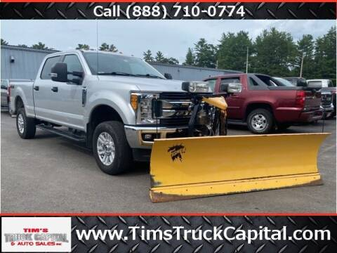 2017 Ford F-250 Super Duty for sale at TTC AUTO OUTLET/TIM'S TRUCK CAPITAL & AUTO SALES INC ANNEX in Epsom NH