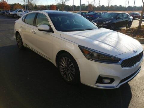 2017 Kia Cadenza for sale at Southern Auto Solutions - Georgia Car Finder - Southern Auto Solutions - Lou Sobh Kia in Marietta GA