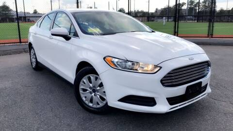 2014 Ford Fusion for sale at Maxima Auto Sales in Malden MA