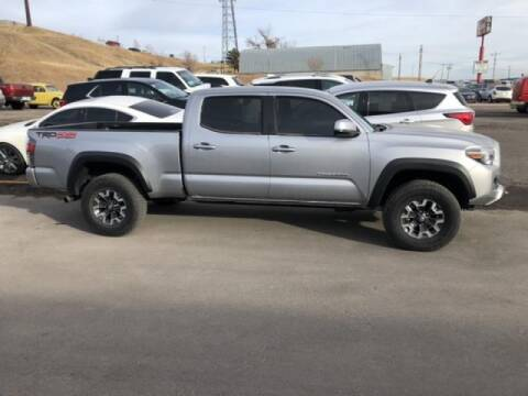 2020 Toyota Tacoma for sale at Platinum Car Brokers in Spearfish SD
