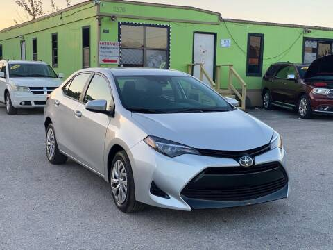 2019 Toyota Corolla for sale at Marvin Motors in Kissimmee FL