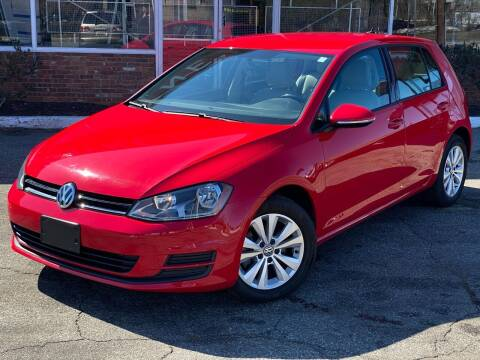2015 Volkswagen Golf for sale at MAGIC AUTO SALES in Little Ferry NJ