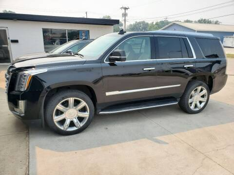 2020 Cadillac Escalade for sale at GOOD NEWS AUTO SALES in Fargo ND