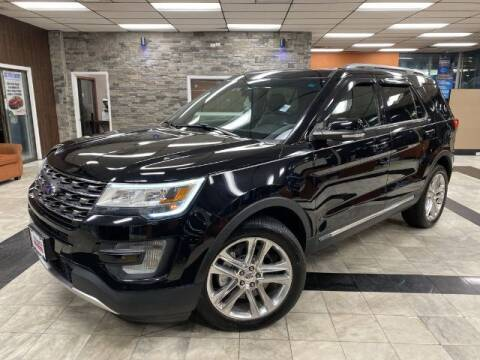 2016 Ford Explorer for sale at Sonias Auto Sales in Worcester MA