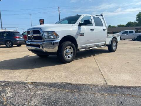2014 RAM Ram Pickup 2500 for sale at C4 AUTO GROUP in Claremore OK