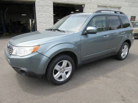 2009 Subaru Forester for sale at BOB & PENNY'S AUTOS in Plainville CT