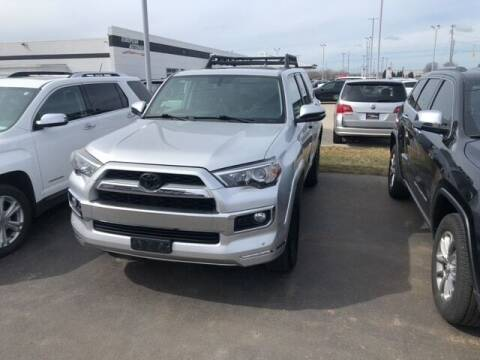 2014 Toyota 4Runner for sale at BORGMAN OF HOLLAND LLC in Holland MI