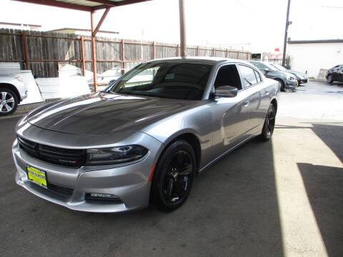 2016 Dodge Charger for sale at Metroplex Motors Inc. in Houston TX