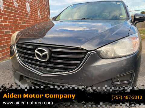2016 Mazda CX-5 for sale at Aiden Motor Company in Portsmouth VA