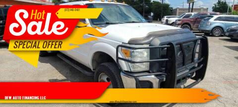 2015 Ford F-450 Super Duty for sale at DFW AUTO FINANCING LLC in Dallas TX