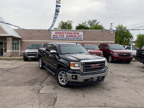 2014 GMC Sierra 1500 for sale at Brothers Auto Group in Youngstown OH