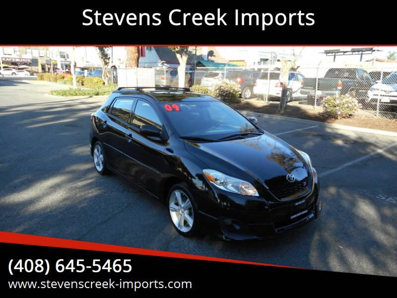 2009 Toyota Matrix for sale at Stevens Creek Imports in San Jose CA