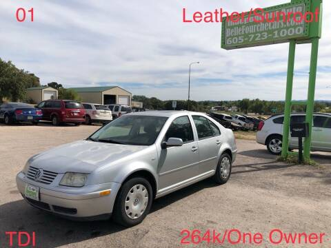 2001 Volkswagen Jetta for sale at Independent Auto in Belle Fourche SD