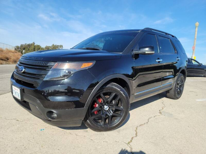 2012 Ford Explorer for sale at L.A. Vice Motors in San Pedro CA