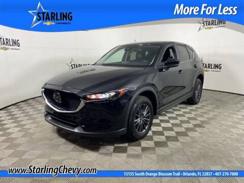2020 Mazda CX-5 for sale at Pedro @ Starling Chevrolet in Orlando FL