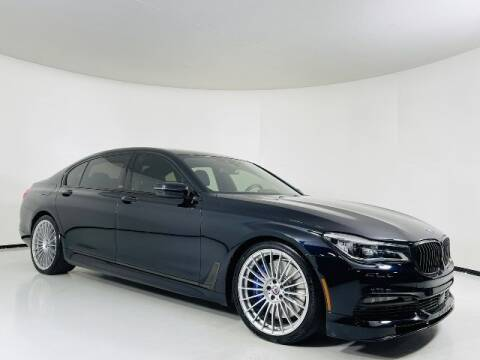 2018 BMW 7 Series for sale at Luxury Auto Collection in Scottsdale AZ