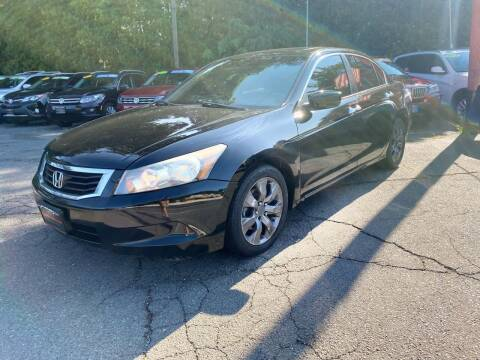 2010 Honda Accord for sale at Bloomingdale Auto Group - The Car House in Butler NJ