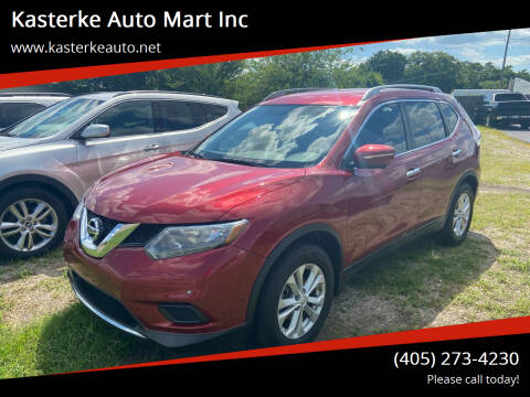 2014 Nissan Rogue for sale at Kasterke Auto Mart Inc in Shawnee OK