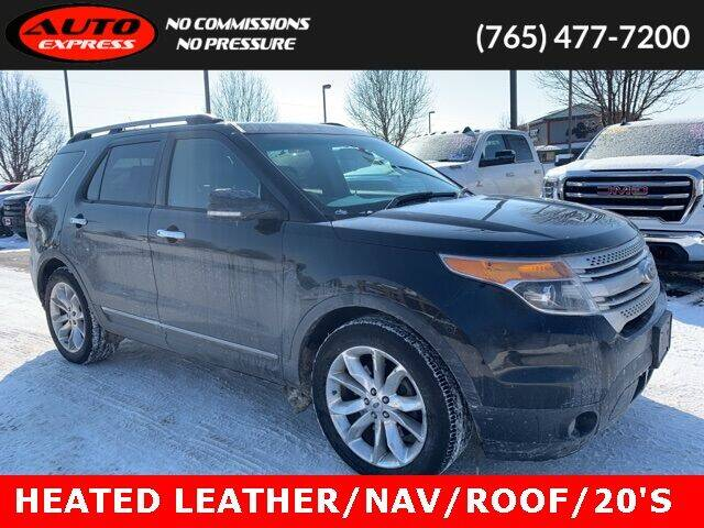 2013 Ford Explorer for sale at Auto Express in Lafayette IN
