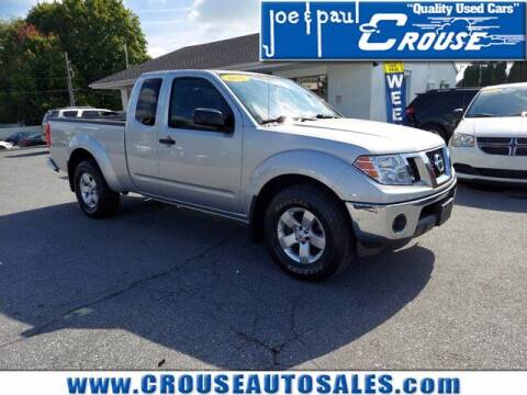 2010 Nissan Frontier for sale at Joe and Paul Crouse Inc. in Columbia PA