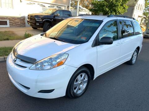 2009 Toyota Sienna for sale at Jordan Auto Group in Paterson NJ