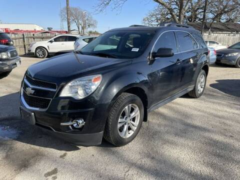 2012 Chevrolet Equinox for sale at The Kar Store in Arlington TX