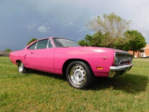 1970 Plymouth Roadrunner for sale at Haggle Me Classics in Hobart IN