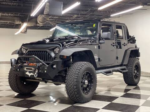 2012 Jeep Wrangler Unlimited for sale at South Florida Jeeps in Fort Lauderdale FL
