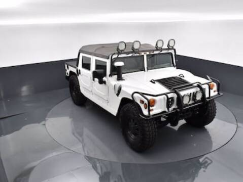 2001 HUMMER H1 for sale at TRADEWINDS MOTOR CENTER LLC in Cleveland OH