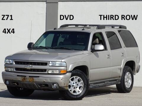2004 Chevrolet Tahoe for sale at Chicago Motors Direct in Addison IL
