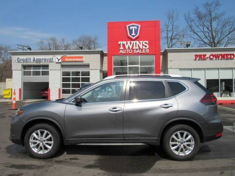 2018 Nissan Rogue for sale at Twins Auto Sales Inc in Detroit MI