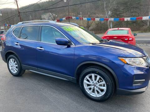 2019 Nissan Rogue for sale at Route 28 Auto Sales in Ridgeley WV