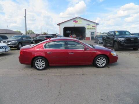 2010 Buick Lucerne for sale at Jefferson St Motors in Waterloo IA