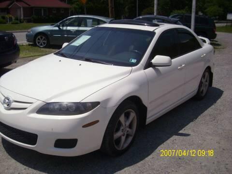 2008 Mazda MAZDA6 for sale at Motors 46 in Belvidere NJ