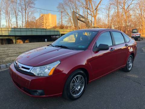 2011 Ford Focus for sale at Mula Auto Group in Somerville NJ