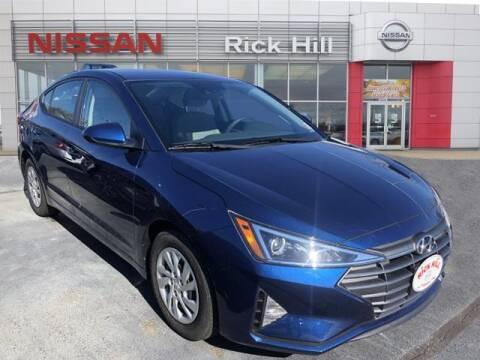 2020 Hyundai Elantra for sale at Rick Hill Auto Credit in Dyersburg TN