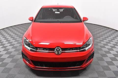 2020 Volkswagen Golf GTI for sale at Southern Auto Solutions - Georgia Car Finder - Southern Auto Solutions-Jim Ellis Volkswagen Atlan in Marietta GA