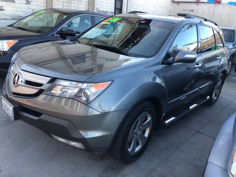 2008 Acura MDX for sale at Excelsior Motors , Inc in San Francisco CA