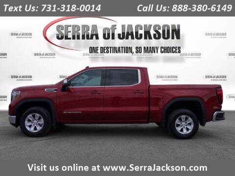 2020 GMC Sierra 1500 for sale at Serra Of Jackson in Jackson TN