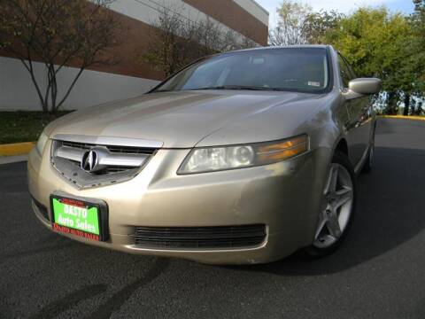 2005 Acura TL for sale at Dasto Auto Sales in Manassas VA
