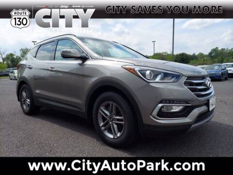 2018 Hyundai Santa Fe Sport for sale at City Auto Park in Burlington NJ