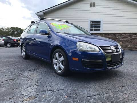 2009 Volkswagen Jetta for sale at No Full Coverage Auto Sales in Austell GA