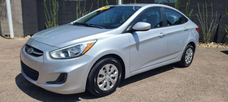 2015 Hyundai Accent for sale at Fast Trac Auto Sales in Phoenix AZ