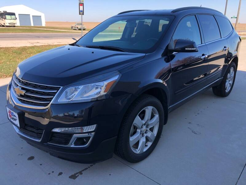 2017 Chevrolet Traverse for sale at Karl Pre-Owned in Glidden IA